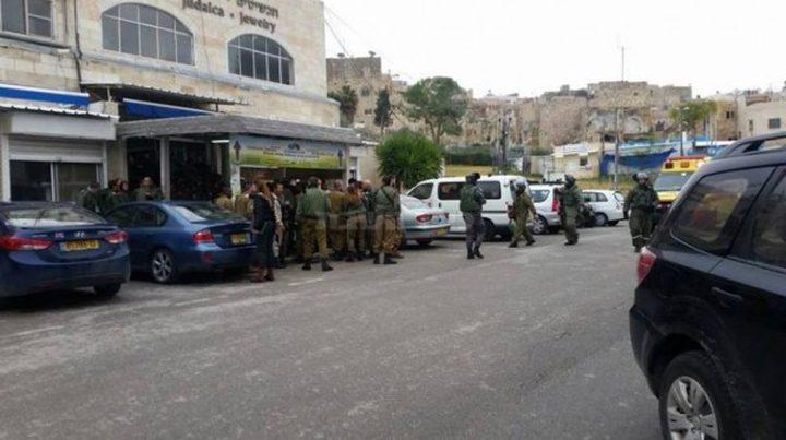 اصابة 14 جنديا اسرائيليا بحادث سير بالقدس المحتلة