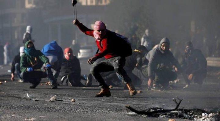 استشهاد شاب خلال مواجهات مع قوات الاحتلال في طولكرم