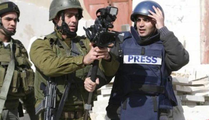 نقابة الصحفيين تدعوهم إلى رفع درجات الحذر لأعلى مستوياته