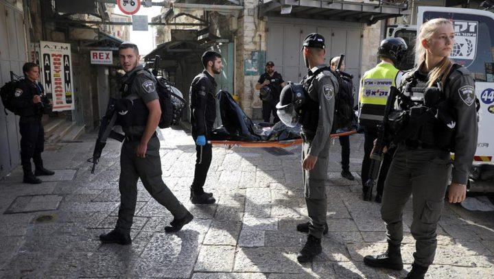 أردان: لن نسمح لمنفذي العمليات بتدهور الأمن في القدس