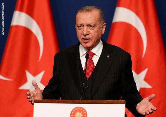 """أردوغان: """"صفقة القرن"""" وهم يهدد السلام"""
