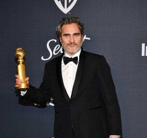 الممثل الأمريكيخواكين فينيكس يفوز بجائزة الأوسكار