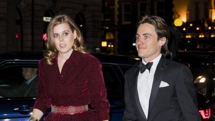 قصر باكينغهام يعلن موعد حفل زفاف الأميرة بياتريس
