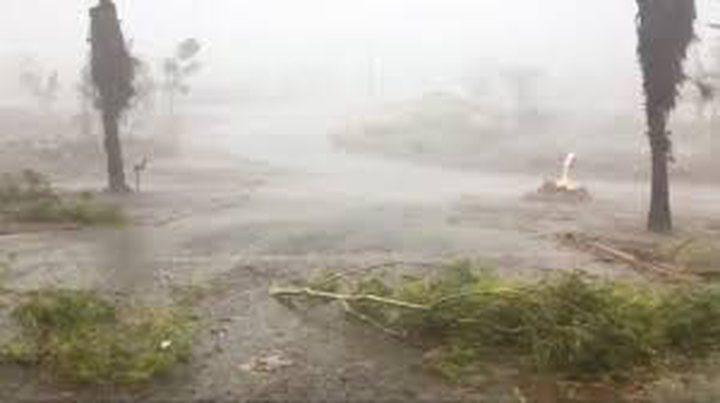 اجلاء العشرات بسبب الأمطار الغزيرة في استراليا