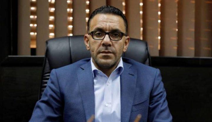 مخابرات الاحتلال تمنعمحافظ القدس من دخول الضفة لـ6 أشهر