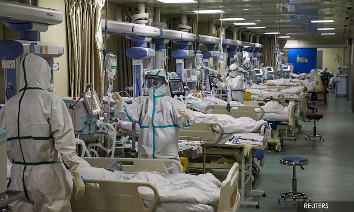 أكثر من 42 ألف إصابة و1016 حالة وفاة حصيلة فايروس كورونا