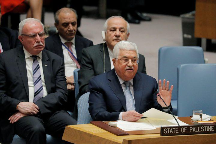 ضغوط دولية لإفشال المشروع في مجلس الامن وموقف فلسطيني صلب