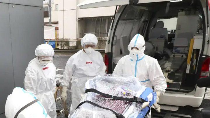اليابان تسجل أول حالة وفاة بفيروس الكورونا