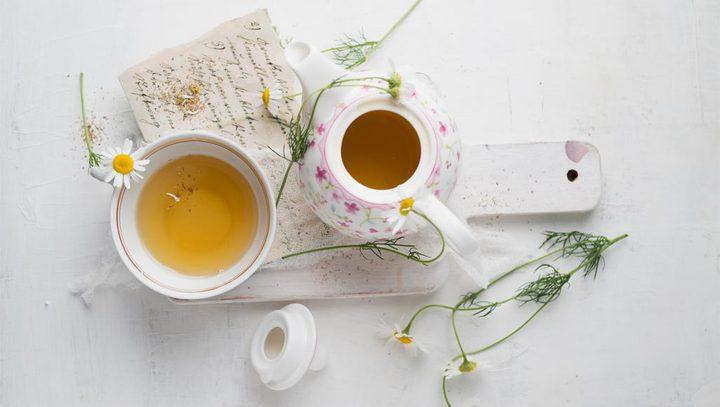 أنواع من الشاي تساعدك على النوم
