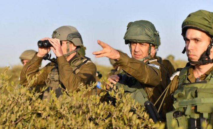 """الاحتلال يكشف اليوم خطة """"تنوفا"""" التي أعدها كوخافي"""