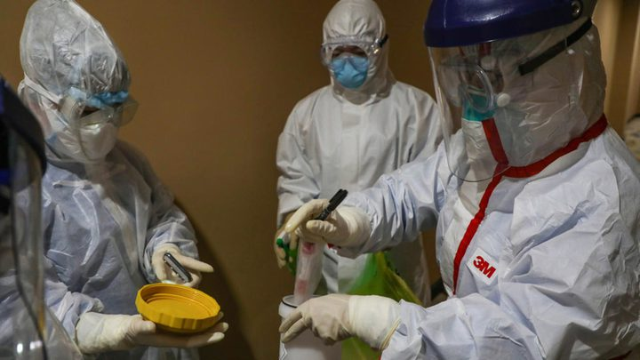 الصين تختبر عقار جديد لعلاج وباء الكورونا