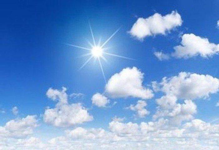 الطقس: أجواء غائمة جزئياً وارتفاع على درجات الحرارة