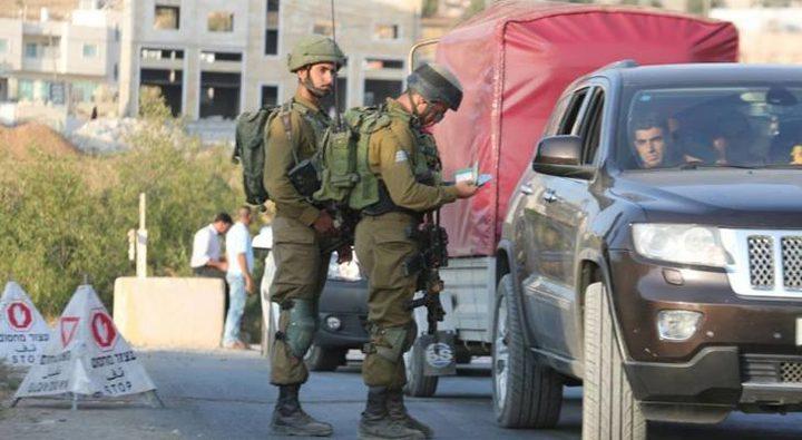 الاحتلال يُواصل فرض قيوده على قرى شمال غرب رام الله
