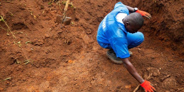اكتشاف 6033 جثة بمقابر جماعية في بوروندي