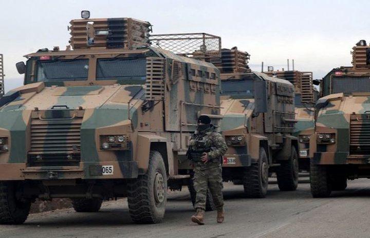 الجولاني يبرر الوجود العسكري التركي في إدلب
