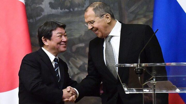 اليابان: المفاوضات مع روسيا تنقتل الى مرحلة جديدة