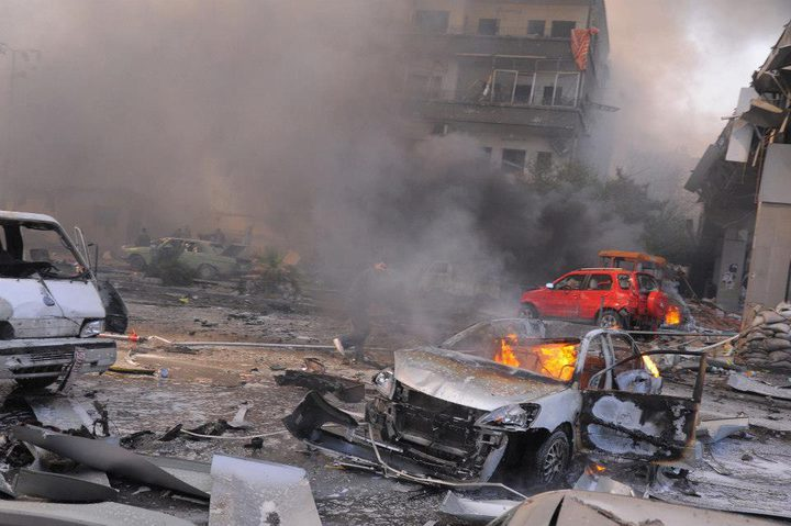 مقتل شخصين في هجوم بسيارة ملغومة قرب الحدود السورية