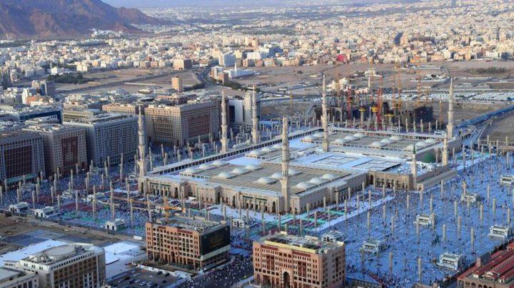 السعودية: هزة أرضية خفيفة بالمدينة المنورة