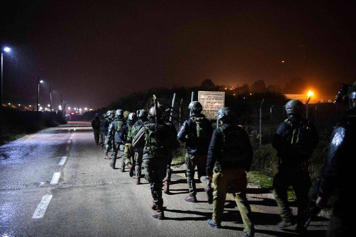 الاحتلال يزعم العثور على جثة منفذ عملية إطلاق نار غرب رام الله