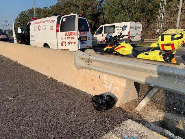 مصرع سائق دراجة نارية بحادث سير