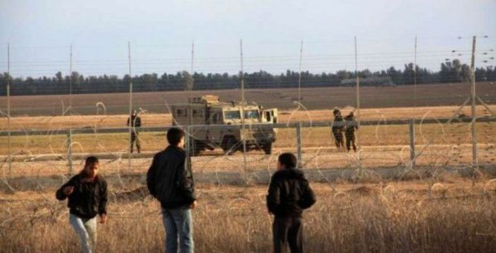 الاحتلال يستهدف رعاة أغنام شرق خان يونس
