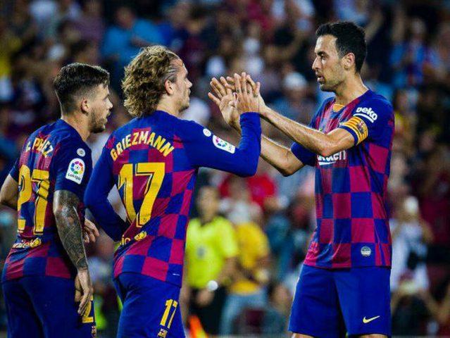 برشلونة يقرر بديل ديمبيلي