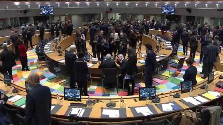 الاتحاد الأوروبي يتخذ قراره بشأن صفقة القرن بعد انتخابات الاحتلال