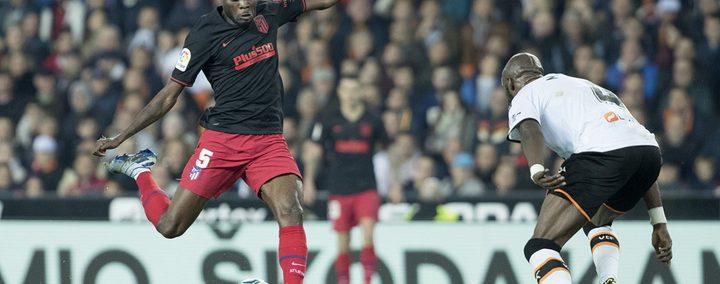 أتلتيكو مدريد يتعادل مع فالنسيا في قمة مباريات الجولة الـ24
