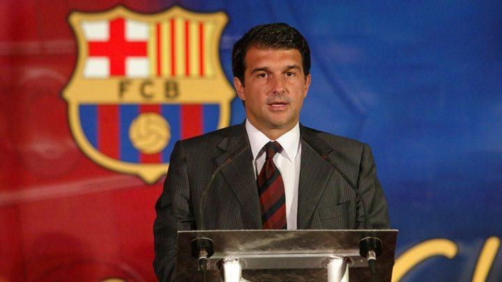 لابورتا يطالب إدارة برشلونة بالاستقالة