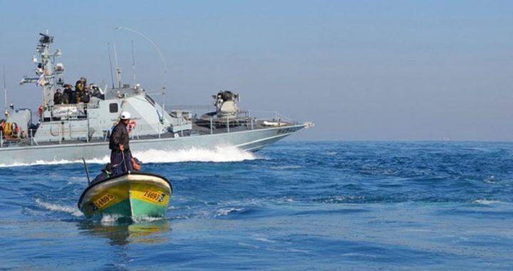 الاحتلال يعيد مساحة الصيد لـ15 ميلاً ببحر غزة غداً