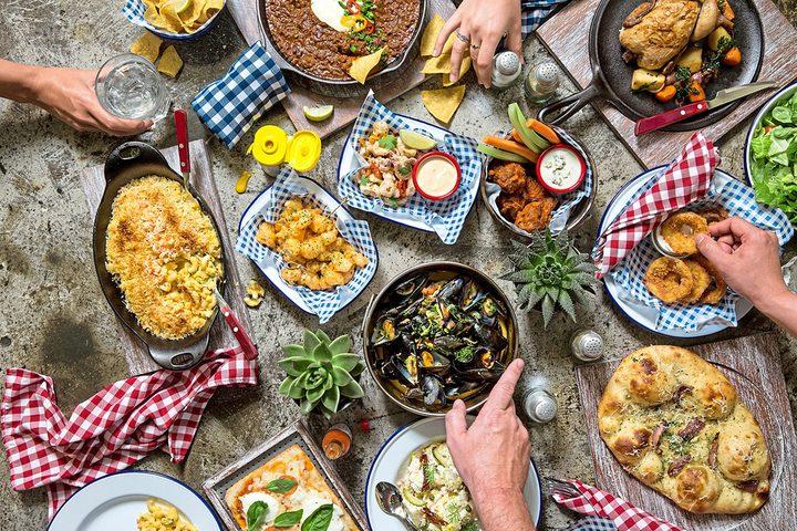 خلال مهرجان دبي للمأكولات..رحلة استثنائية بعالم المذاقات العالمية