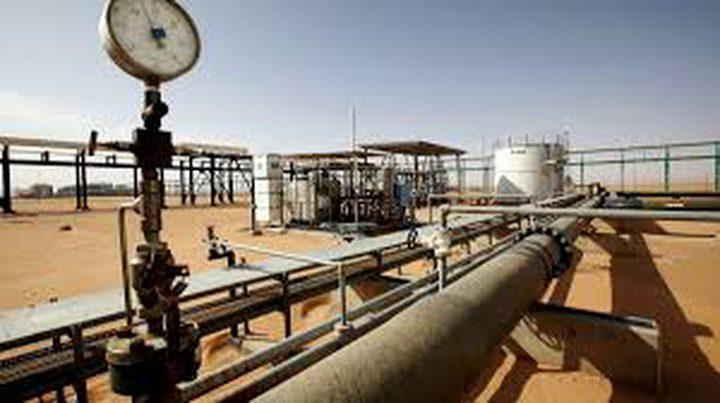 انتاج النفط في ليبيا تراجع إلى 135745 برميلا في اليوم