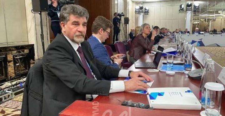 """موسكو: وفد فلسطيني يشارك في الدورة التاسعة لمنتدى """"فالداي"""""""
