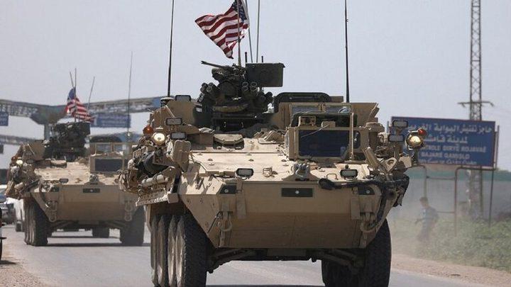 العشائر العربية في سوريا تدعو لمقاومة الاحتلال الأمريكي وطرده