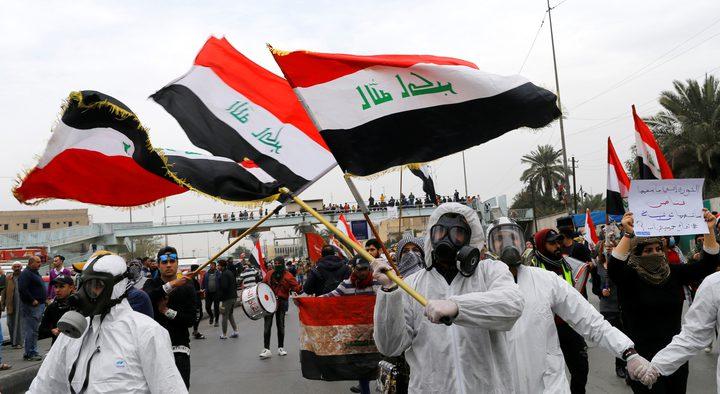 واشنطن تدين الانتهاكات ضد المحتجين العراقيين