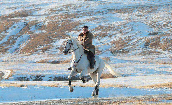 زعيم كوريا الشمالية ينفق مبالغ باهظة على الخيول الروسية