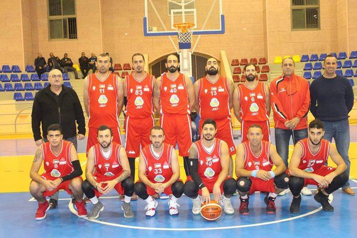 منتخب فلسطين بكرة السلة يصل كازخستان لملاقاة منتخبها