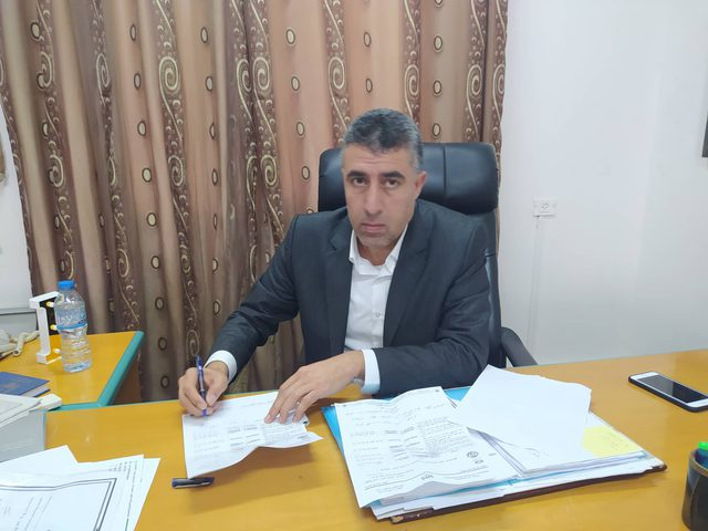 الحافي: مقدمون على مرحلة جديدة لمساعدة أكبر قدر من سكان قطاع غزة