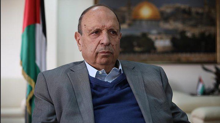 """الحسيني: ضغوط حثيثة تمارس على """"إسرائيل"""" لإجراء الانتخابات بالقدس"""