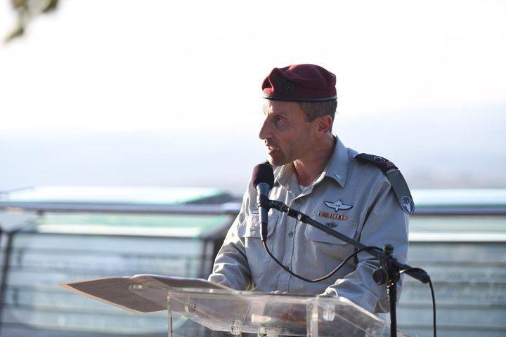 مسؤول عسكري اسرائيلي يهدد بشن حرب على لبنان