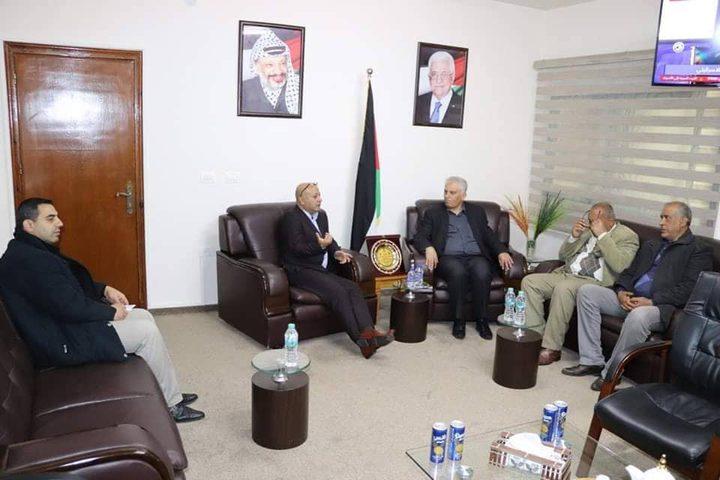 ابو هولي والصالحي يؤكدان بأن الوحدة الوطنية تسقط صفقة القرن
