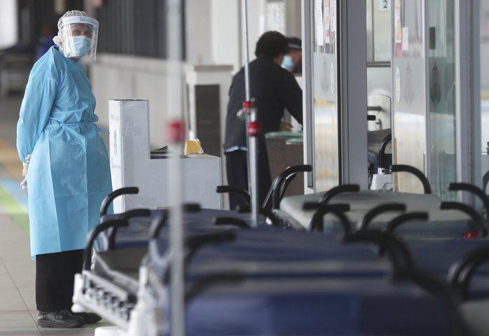 اكتشاف اسرائيلية مصابة بفيروس كورونا