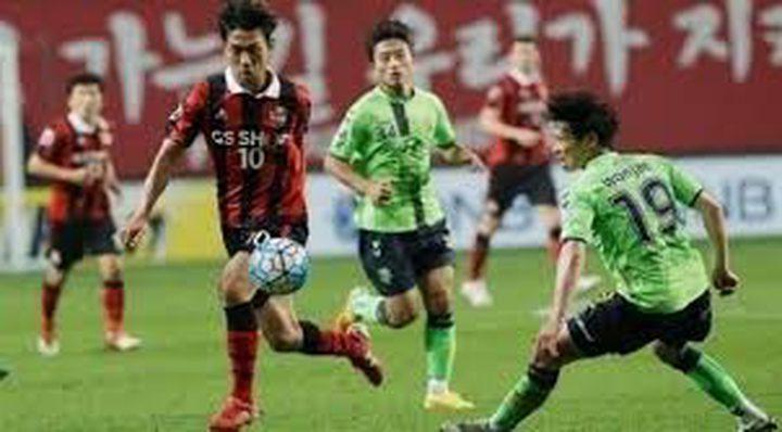 تأجيل مباريات في دوري كوريا الجنوبية