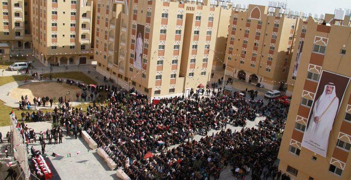 سكان مدينة حمد يوجهون نداءً عاجلاً للسفير العمادي