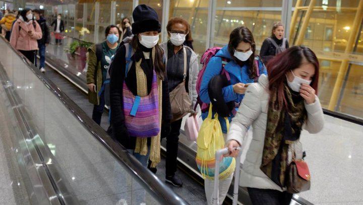 """انخفاض في عدد الاصابات بفيروس """"كورونا"""" بالصين"""