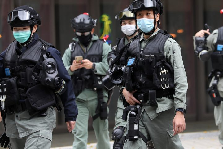 """الشرطة الصينية تعتقل مهرب حيوانات """"غريبة"""" نافقة"""