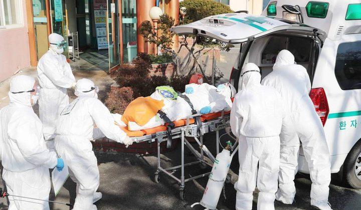 123 حالة إصابة بفيروس كورونا  في كوريا الجنوبية