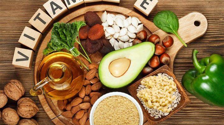 ما هي الأطعمة الغنية بفيتامين E ؟