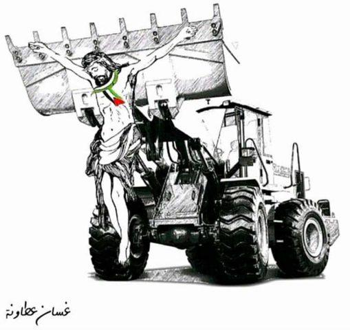 التنكيل بالشهداء .. سياسة احتلالية ضد الانسانية والقانون الدولي