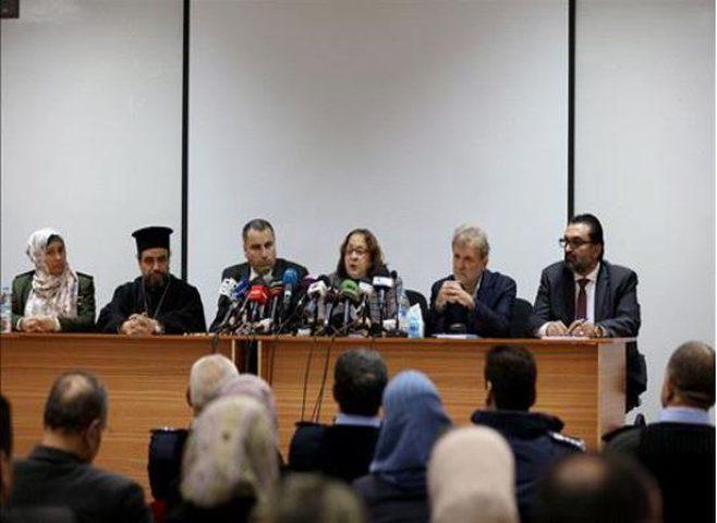 """وزيرة الصحة: فلسطين خالية من """"كورونا"""" وجميع اجراءاتنا احترازية"""